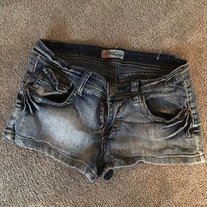 🌼Wallflower shortie shorts